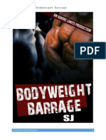 Bodyweight Barrage IgnoreLimits