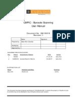 Barcode Scanning User manual (um+06019-2)