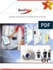 SunFish HR 5.5 Brochure