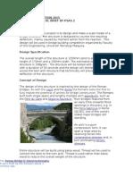 Design Proposal for Bridge Building UTM 2015