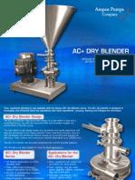 Acplus Dry Blender 2013