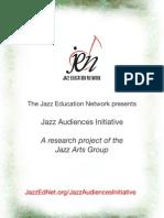 Jazz Audience Literature