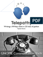 Voip in Python