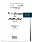 Introducere in Psihologie - Partea 1