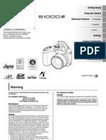 Finepixs 1000fd Manual Instructiuni Fuji Foto