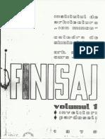 Finisaje - Notiuni de Baza
