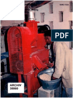 End to Pounding a New Mechanical Flour Milling System in Use in Africa