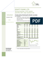 Equity Bank Limited_Strong Franchise, 14.6% Potential Upsiide, BUY, High Valuation Risk2
