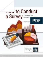 How to Conduct a Survey - By NBRI Inc - America - eBook