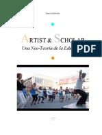 ARTIST & SCHOLAR - Neo-Teoría de la Educación.pdf