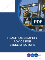 Steel Erectors Advice
