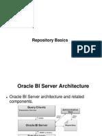 OBIEE Repository Basics
