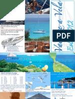 Vela Charter Brochure 2012