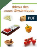 Tableau Des Index Glycemiques Du Blog Jemangedoncjemaigris