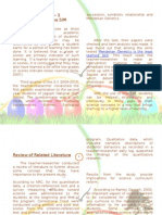 Rationale of the SIM-genetics