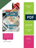 FREE IBPS PO MT IV 2014 Current Affairs Magazine Exam Pundit