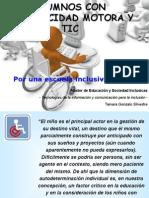 Tics y Discapacidad