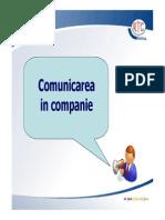 Comunicarea in Companie - Manual