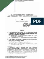 Aramayo - El Bien Supremo y Sus Postulados
