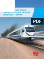 Transport Network Solution for Railway Brochure 210X285-For HD Reading