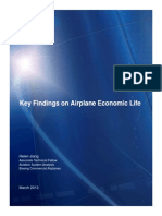 Aircraft Economic Life Whitepaper