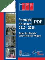 Estrategia Innovacion Ohiggins 2012-2015