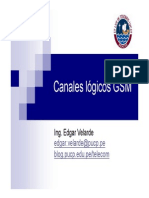 Canales Logicos GSM