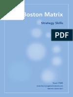 Boston Matrix