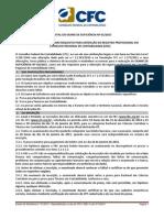 Edital CRC 2015