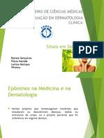 Sinais Em Dermatologia