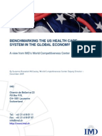 Benchmarking Health in the Global Economy