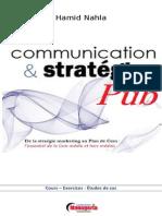 Ouvrage-Hamid Nahla-Communication Et Stratégies de Pub-2014