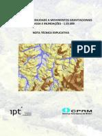 IPT 2014 Nota Tecnica Explicativa CPRM IPT