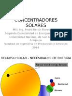 Curso Concentradores Solares
