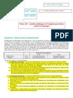 Fiche 222 - Quelles politiques de l'emploi pour lutter contre le chômage.doc