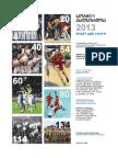 სპორტი და ახალგაზრდობა 2013