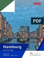 Hamburg mit den ÖBB - mit dem ÖBB nightjet schlafend ans Ziel