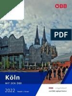 Köln mit den ÖBB