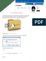 Como Crear Programas Portables - Taringa!