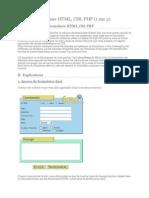 Faire Un Formulaire HTML