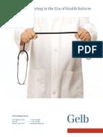 Marketing in the Era of Health Reform