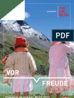 Sommer in Vorarlberg 2010