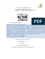 Reporte de La Casa Azul de Frida Kahlo