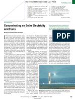 Science-2010-773-Roeb - Concentrating on Solar Electricity and Fuels