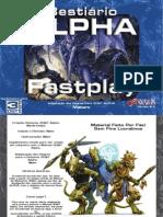 3D&T Alpha - Bestiário Alpha - Biblioteca Élfica