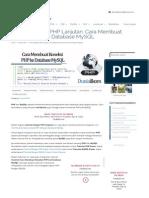 Tutorial PHP_ Cara Membuat Koneksi PHP ke Database MySQL _ Dunia Ilkom.pdf