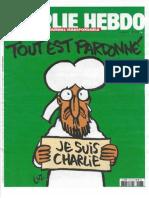 Charlie Hebdo PDF (14/01/2014)