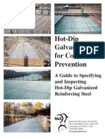 Hot-Dip Galvanizing for Reinforcing