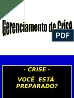 1ª Aula - Apostila 1 - Tópico 3 - Gerenciamento de Crises - BACEN 2009 - FINAL