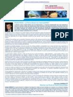 CCI France - Lettre Actualités Intelligence Économique Innovation - Nª21 Janvier 2015